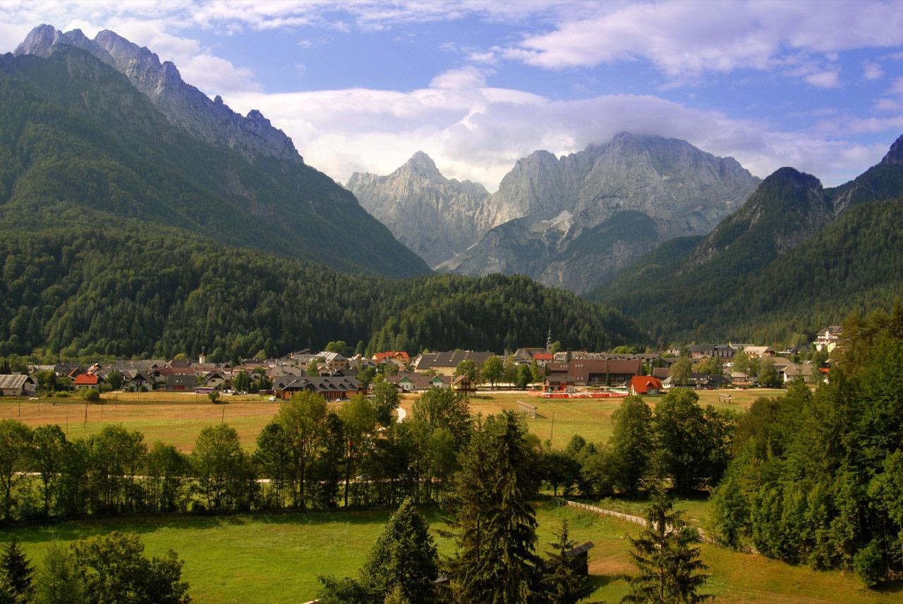 Краньска гора словения фото