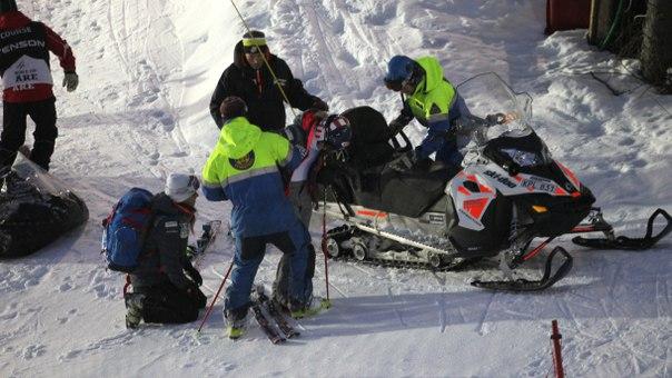 Надеюсь, что смогу встать на лыжи и приступить к полноценным тренировкам  через пару месяцев, но это вовсе не означает, что буду принимать участие в  ... ef5607f9776