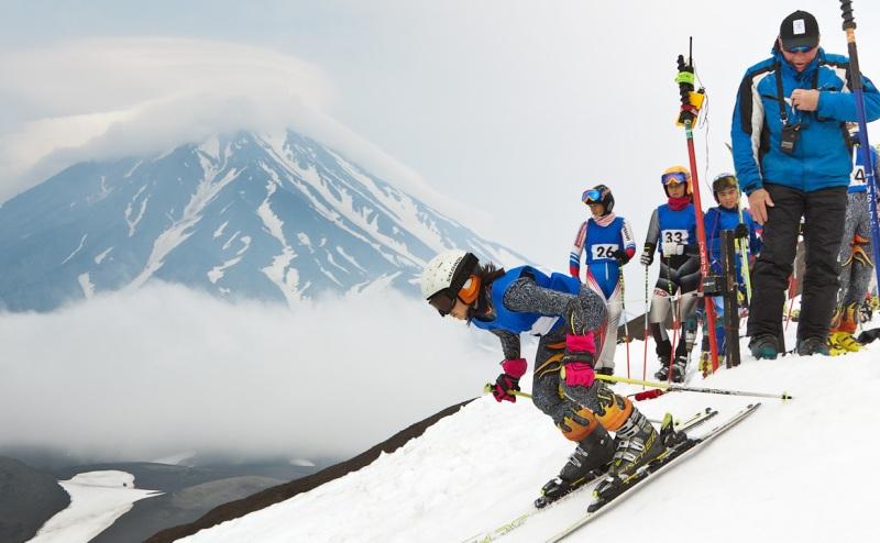 Чемпионат ДФО по горнолыжному спорту на вулкане Козельский стартует 6 июля