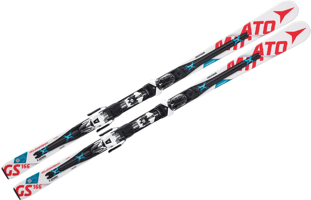 Atomic Redster FIS GS JR 166 см + крепления Z12